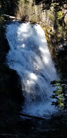 another falls