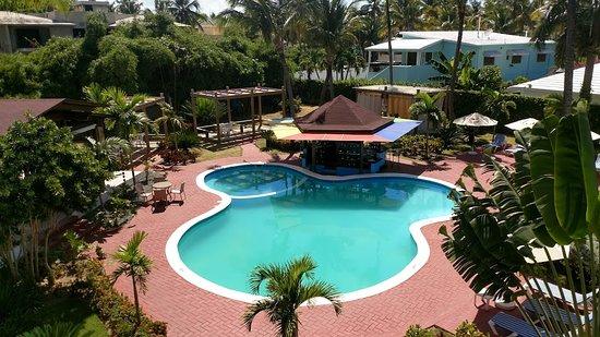 Hotel Merengue Punta Cana: la alberca genial
