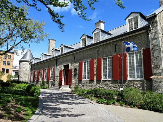 Chateau Ramezay Historic Site and Museum of Montreal