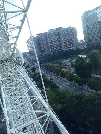 SKYVIEW Atlanta: Vista do Parque.