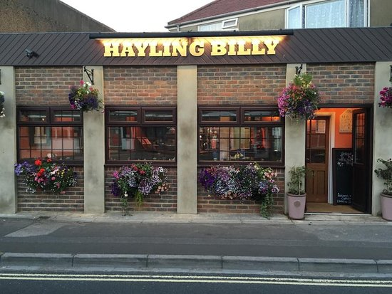 The Hayling Billy Public House