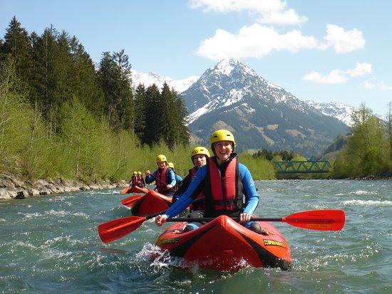 MAP-Erlebnis - Canyoning & Rafting