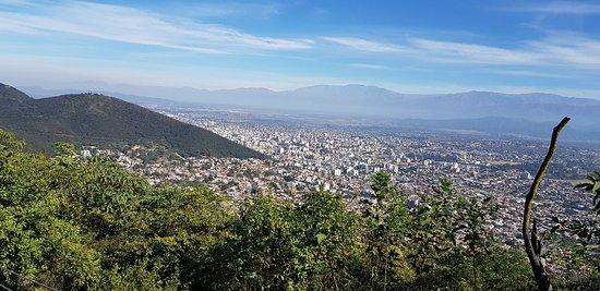 Salta, Argentina: Cerro de la Virgen