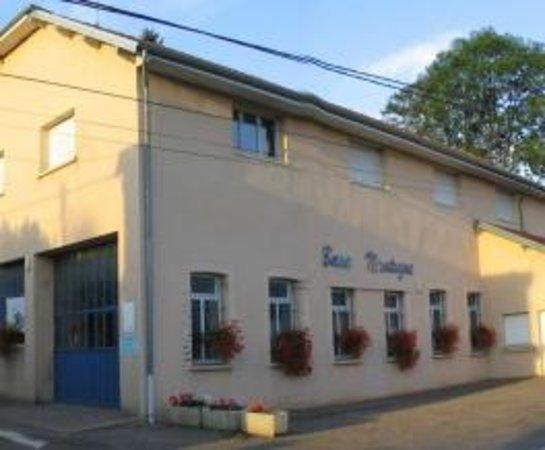 Voray-sur-l'Ognon, Francja: Un gite situé près d'une base nautique