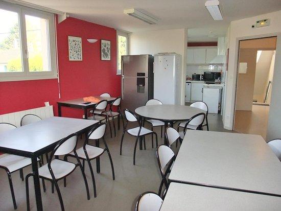 Voray-sur-l'Ognon, Francja: Salle à manger