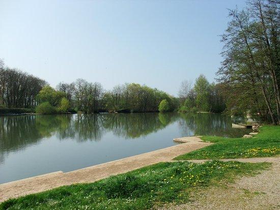 Voray-sur-l'Ognon, Francja: La rivière