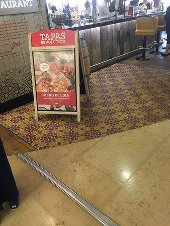 Bilde fra Tapas Revolution Birmingham