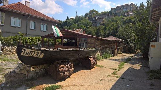 Tutrakan, Bulgaristan: Restaurant Fisheries meeting