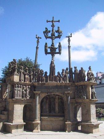 I calvari bretoni