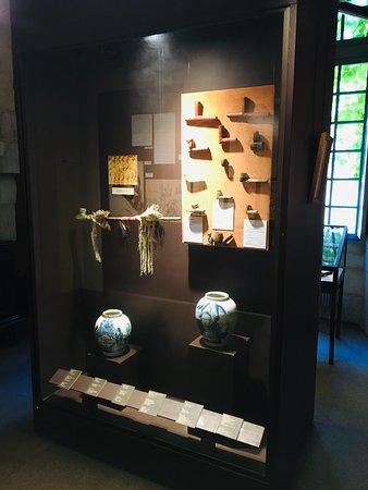 Très beau musée à voir ...