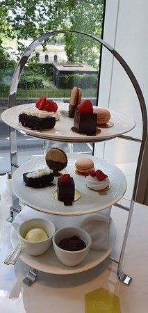 Divine afternoon tea!