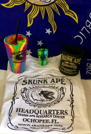 Skunk Ape Research Center: Great mech!!  I love my Silli Cup, cover and straw