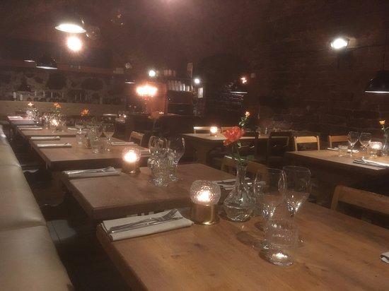 Magnus Ladulas: Restaurant view