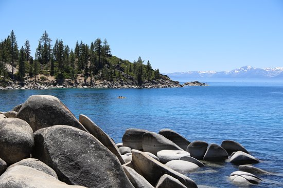 North Lake Tahoe: Lake Tahoe, California