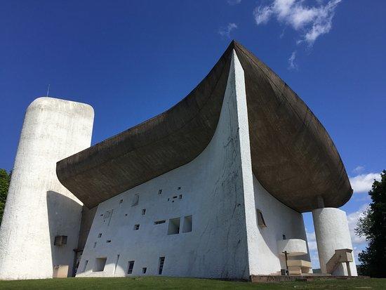 Chapelle Notre-Dame du Haut: La Chapelle