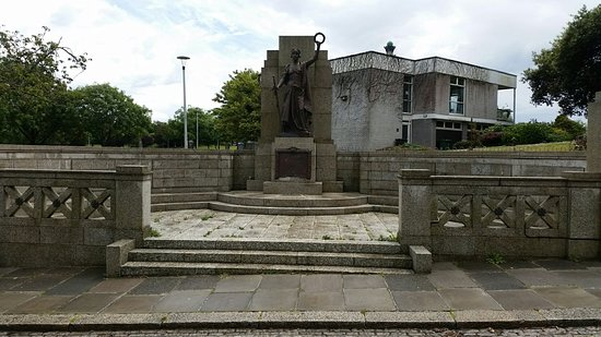 Plymouth City War Memorial