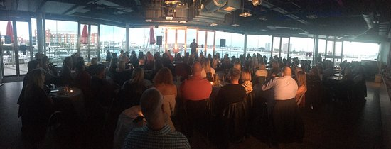 Spinnaker Tower Comedy Club