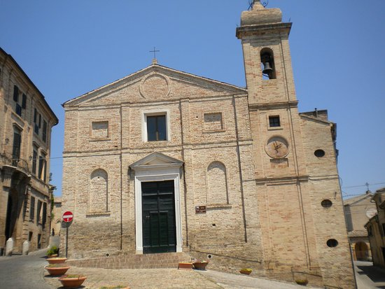 Recanati, Itália: Chiesa di S.Maria di  Montemorello