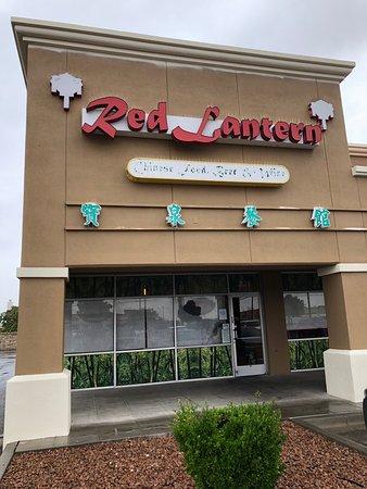 Red Lantern El Paso Menu Prices