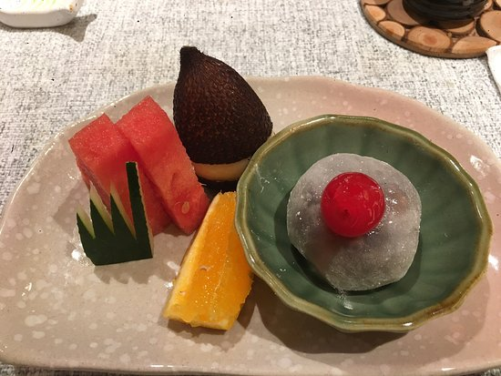Amazing meals at Nagisa Izakaya Bali. Thank you chef Goda.