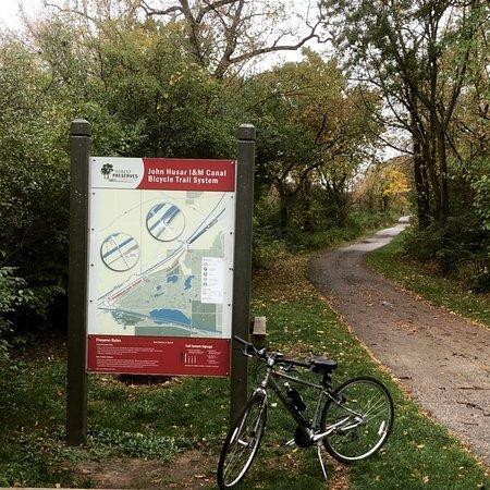 John Husar l&M Canal Trail