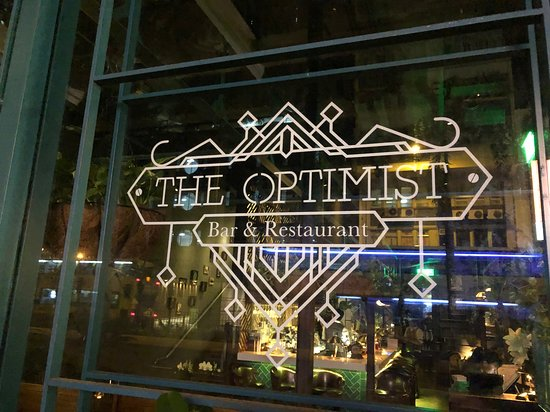 The Optimist: Optimist in Wan Chai