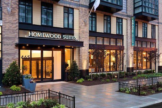 Homewood Suites by Hilton Washington DC Convention Ctr