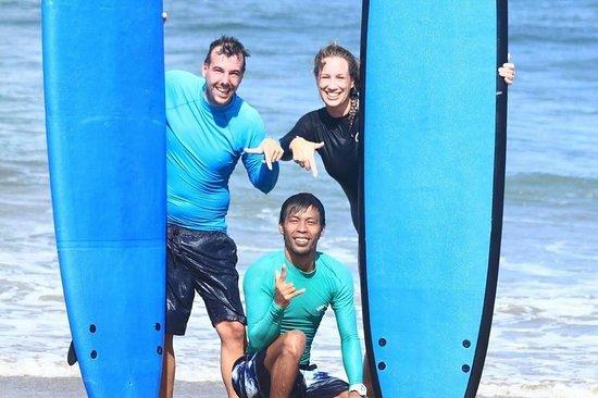 Blackfin surf school