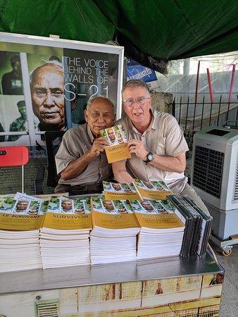 Tuol Sleng Genocide Museum: A survivor