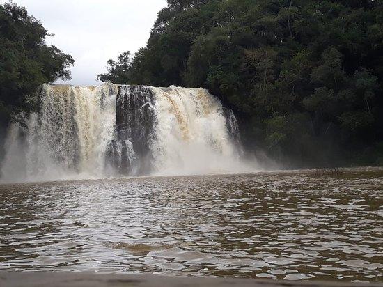 Porto Vitoria, PR: Cachoeira de Porto Vitória