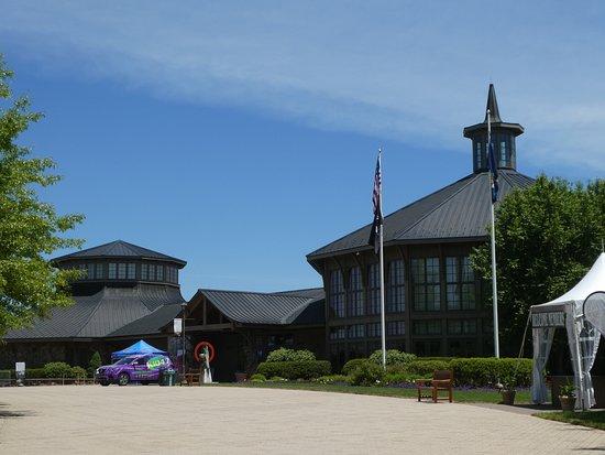 Museum at Bethel Woods Ticket: Museum building