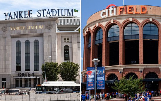 Flushing Meadows Corona Park: Walk to Citi Field. Home the the NY Met's, Or hop a train to catch a Yankee's game.