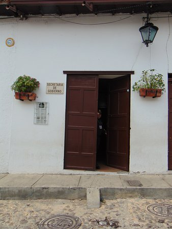 Giron, Κολομβία: Puerta