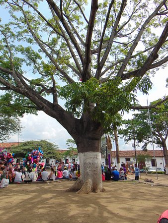 Giron, Κολομβία: Plaza principal Girón