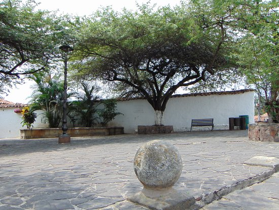 Giron, Κολομβία: Plaza Peralta
