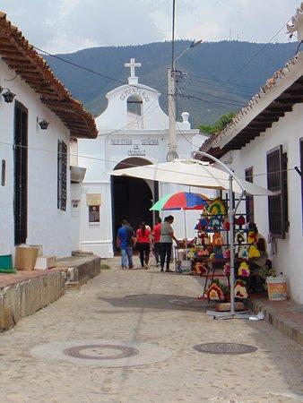 Giron, Κολομβία: Cementerio Nuestra Señora de Mongui