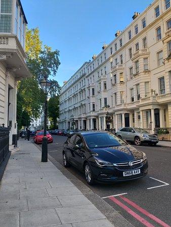 South Kensington: bairro tranquilo e acolhedor