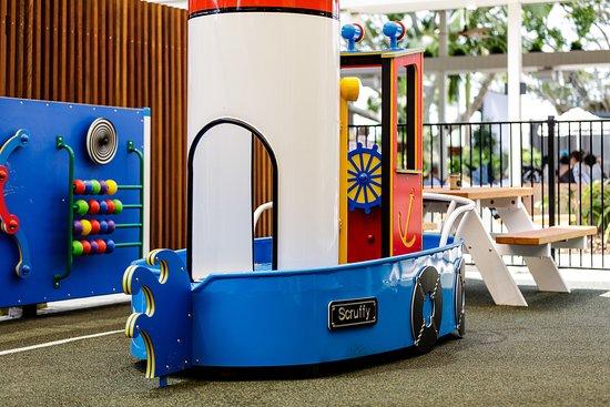 Fig Restaurant & Bar - kids playground