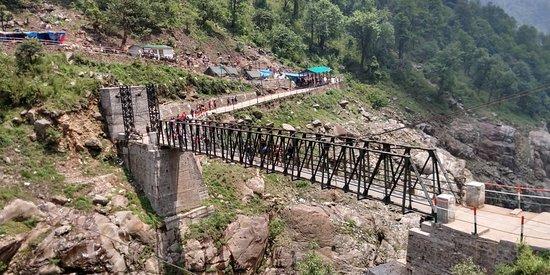 New bridge @ Rambara