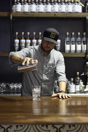 Young & Yonder Spirits: Mixing cocktails with our spirits is part of our experience.