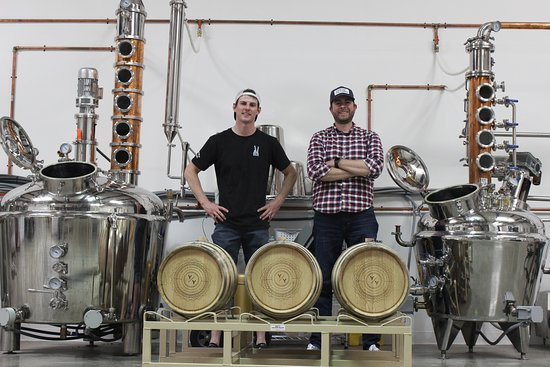 Young & Yonder Spirits: Producing California Whiskey - Come and see it for yourself.