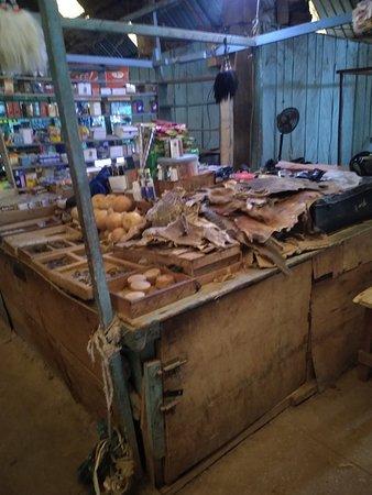 Korhogo, Costa de Marfil: Grand Tchedal Market