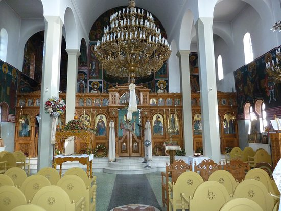 St Pantes i Avdou