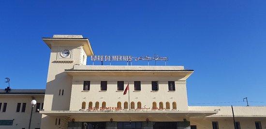 Región de Rabat-Salé-Zemur-Zaer, Marruecos: ONCF