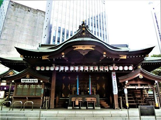 Toranomon Kotohira-gu