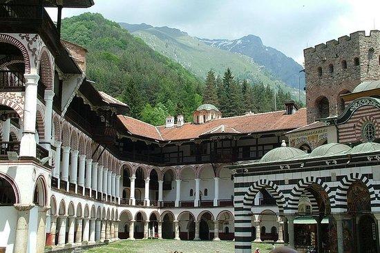 Fra Bansko: Rila klostertur