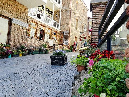 Old Town (Altstadt) Tbilisi: Старый город