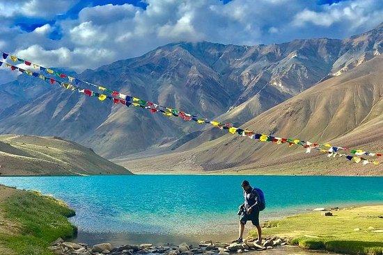 Hampta Pass Trekking og Camping 2019...