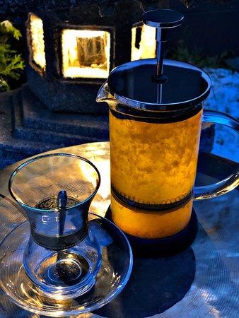 Чай из облепихи очень согревает