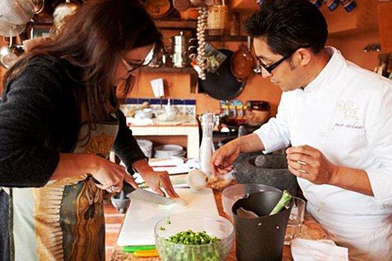 Cocina de Mérida, cerámica, tour de...